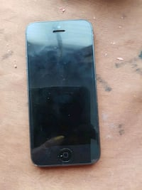 black iPhone 5 with case Vaughan, L4H 2T8