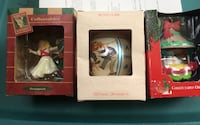 6 Collectable Ornaments for Christmas Boyce