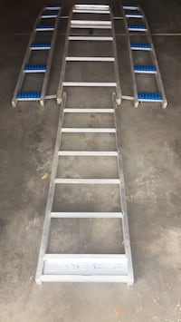 gray and blue metal ladder Westminster, 80234