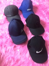 6 Under Armour Hats  4 adidas Hats 1 Nike Hat Assortment of Colors New! Size Large/XLarge! Guyton, 31312