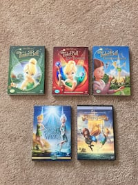 Tinker Bell Movies Alexandria, 22310