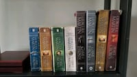 Game of Thrones books- $5 for all Burke, 22015