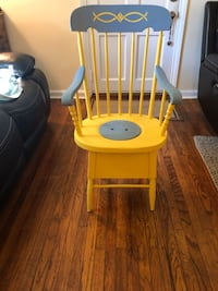 Chalk Painted Antique Chair  Wilmington, 19803