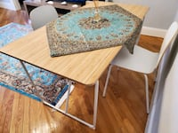 Table+ 2 chairs