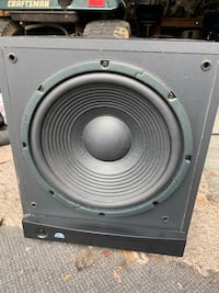 Sony Powered Subwoofer  East Stroudsburg, 18302