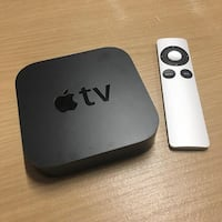 Apple TV box with remote Montgomery Village, 20886