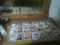 baseball trading card lot Haysville, 67060