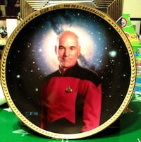 Captain Jean-Luc Picard - Star Trek, The Next Generation TRENTON