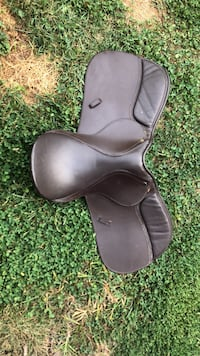 "16"" Regency Equiroyal Jump Saddle - Medium Wide  Gaithersburg, 20882"