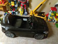 black battery operated ride on toy