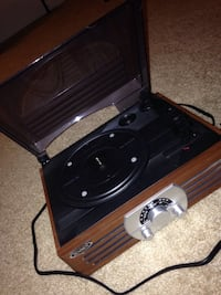 Jensen Record(vinyl) Player Columbia