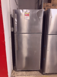 NEW Frigidaire Stainless Top Mount Refrigerator Queens County