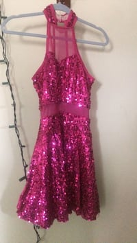 Size L woman's brand new dance costume