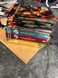 Hunger games collection  Cape Coral, 33990