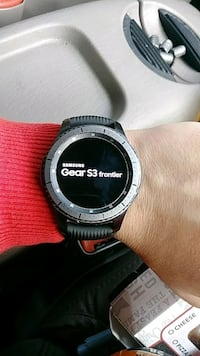 Samsung Gear S3 Frontier Smart Watch $150