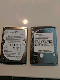 1 TB (2 x 500 GB) Hard Drives Washington, 20003