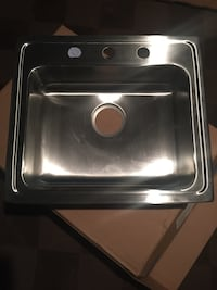 stainless steel sink with faucet Gaithersburg, 20879
