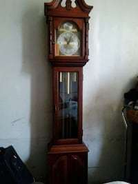 brown wooden grandfather's clock Philadelphia, 19132