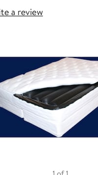 King waterbed mattress with heater Westminster, 21158