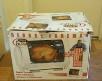 Foreman George rotisserie new never used Falls Church, 22043