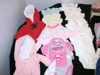 baby's assorted clothes Lakewood, 80214