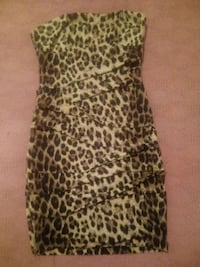 Forever 21 leopard print Club dress Portsmouth, 23707