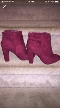 Brand new red stilettos size 8 Vaughan, L6A