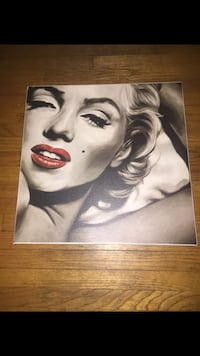 Marilyn Monroe Painting (Poster) South Gate, 90280