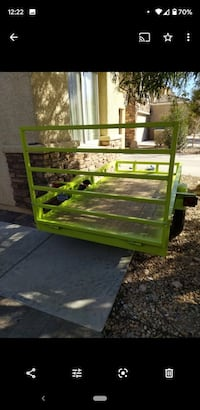 Atv trailer up for sale Las Vegas, 89113