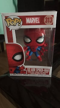 Six Arm Spider- an Funko Pop Toronto, M2N