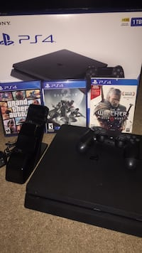 PS4 Slim - 1TB Falls Church, 22042