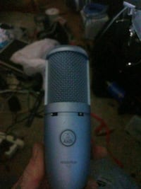 AKG condenser microphone perception 120