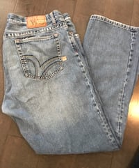 Lot of two pairs ~ Name brand men's 38x34 jeans  Surrey, V4N 6A2