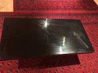 Moving sale black coffee table  Montreal, H1J 1G2