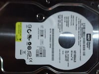 black and white Western Digital hard disk drive Evansville, 47711