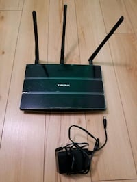 Selling TP Link Wireless Router (1750AC) Mississauga, L5G