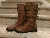 $40 New Women's Size 10 Mid Boots (Retail $65-$79) 46 km