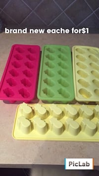 silicone ice cube tray Laval, H7X 4G4