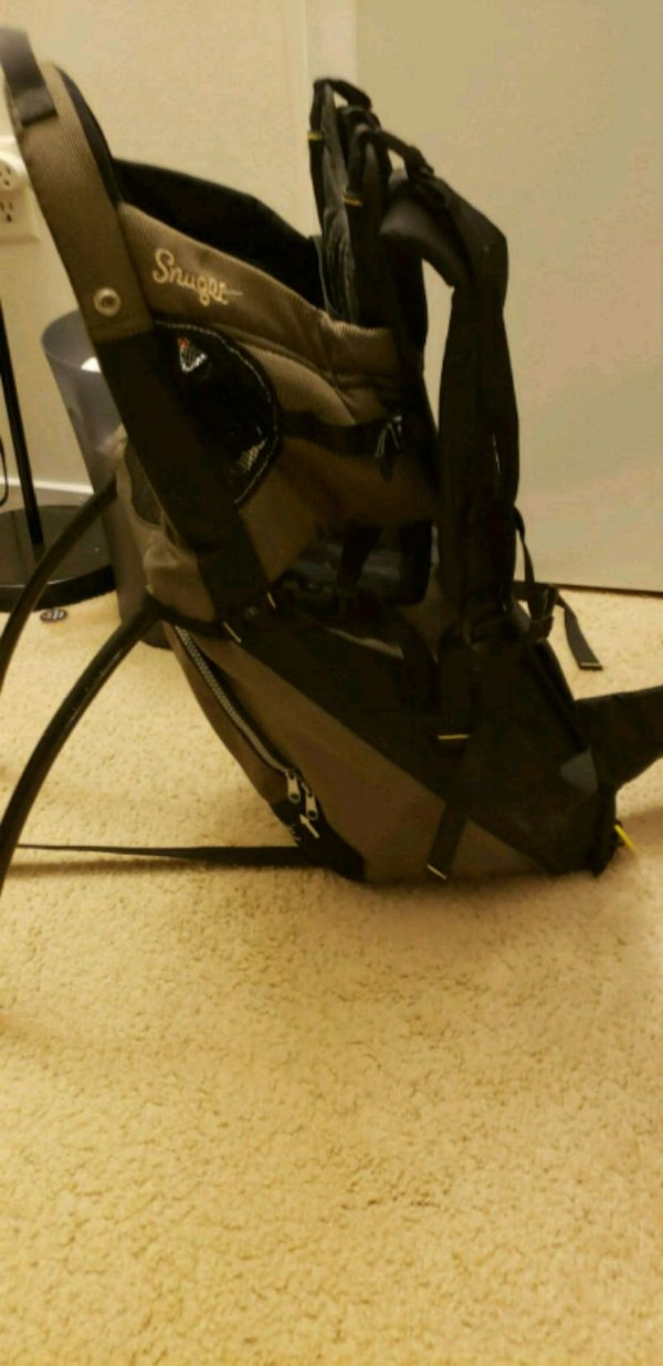 Baby carrier/ hiking backpack