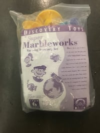 Discovery Toys Super marbleworks San Diego, 92117