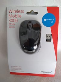 Microsoft Wireless Mobile Mouse 3000 – Pre-Owned