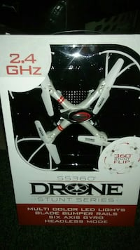 2.4 GHz white and red Drone Stunt Series SS360 box Spring Hill, 34608