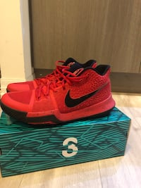 KYRIE 3 THREE POINT CONTEST/CANDY APPLE Toronto, M6H 2G3