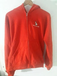 red zip-up hoodie Fairfax, 22031