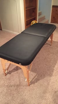 Portable  Sierra Comfort Massage Table