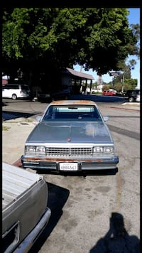 Chevy El Camino 1987 Long Beach