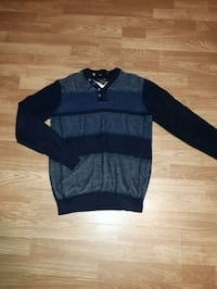 Men Sweaterlike Shirt