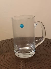 Tiffany and Co. New Set of 4 Crystal mugs Quakertown, 18951