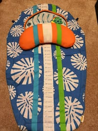Baby tummy train mat