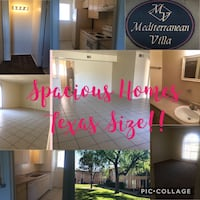 APT For rent 3BR 2BA San Antonio